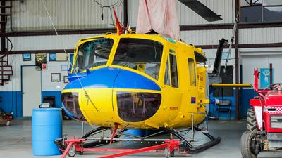 TI-AWF - Bell UH-1B-BF Iroquois - Fumisubu