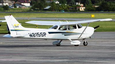 N815SP - Cessna 172S Skyhawk SP - Private