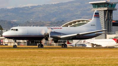 N391FL - Convair CV-5800 - IFL Group
