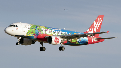 A picture of PKAXD - Airbus A320216 - AirAsia - © Brenden