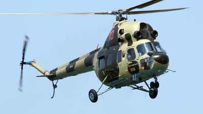 N110PL - PZL-Swidnik Mi-2RL Hoplite - Private