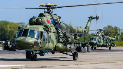 85 - Mil Mi-8MT Hip - Belarus - Air Force