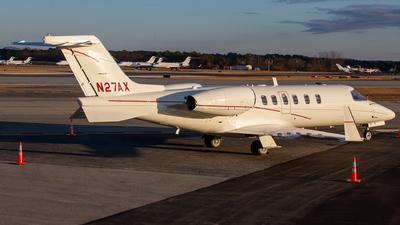 A picture of N27AX - Learjet 40 - [452095] - © Johan S. Gomez