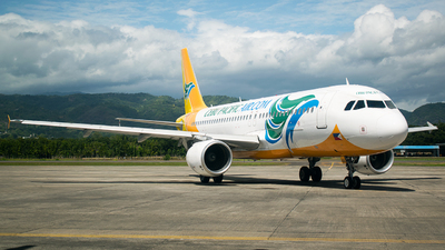 RP-C3244 - Airbus A320-214 - Cebu Pacific Air
