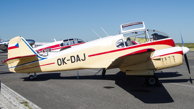 OK-DAJ - Aero 145 - Private