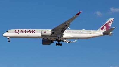 A7-ANJ - Airbus A350-1041 - Qatar Airways