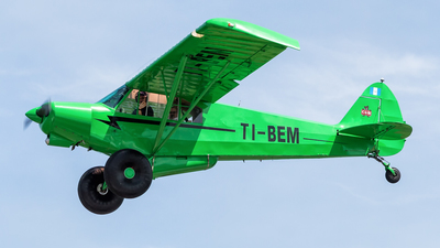TI-BEM - Piper PA-18 Super Cub - Private