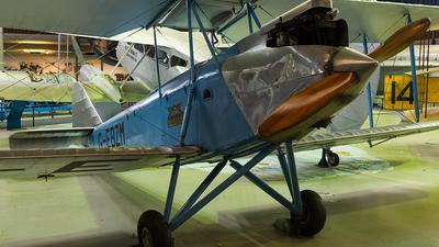 G-EBZM - Avro 594 Avian Mk.IIIA - Private