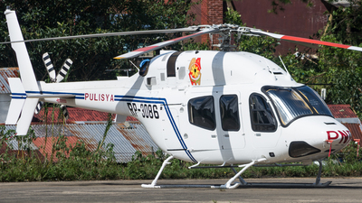 RP-3086 - Bell 429 Global Ranger - Philippine National Police