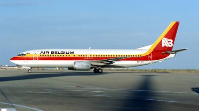 OO-ILH - Boeing 737-4Q8 - Air Belgium
