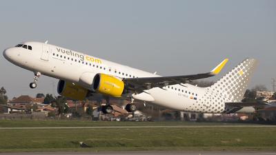 A picture of ECNCG - Airbus A320271N - Vueling - © José Ferraz