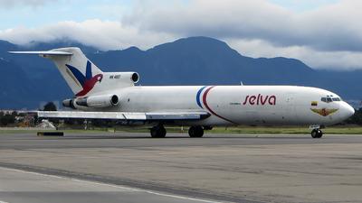 HK-4607 - Boeing 727-259(Adv)(F) - Selva - Servicio Aéreo del Vaupés