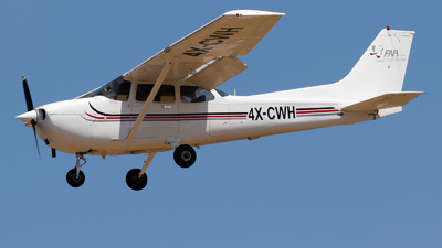 4X-CWH - Cessna 172S Skyhawk - FN Aviation