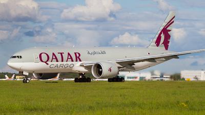 A picture of A7BFS - Boeing 777F - Qatar Airways - © Jet Fox