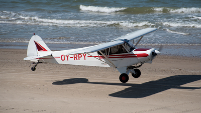 OY-RPY - Piper PA-18-150 Super Cub - Private