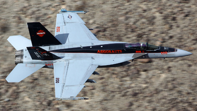 166437 - Boeing F/A-18E Super Hornet - United States - US Navy (USN)
