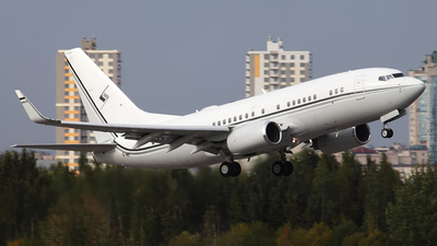 P4-AFK - Boeing 737-7FY(BBJ) - Premier Avia
