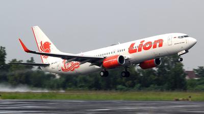 A picture of PKLPJ - Boeing 7378GP - Lion Air - © M. Raykahn Ariga