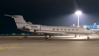N838BA - Gulfstream G550 - Private