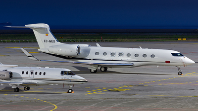 EC-MUS - Gulfstream G650 - Gestair Private Jets