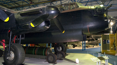 R5868 - Avro Lancaster I - United Kingdom - Royal Air Force (RAF)