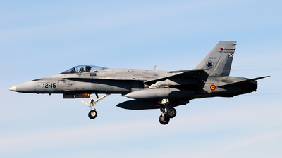 C.15-57 - McDonnell Douglas EF-18M Hornet - Spain - Air Force