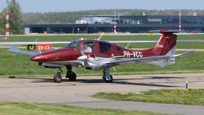 PH-VCC - Diamond Aircraft DA-62 - Private