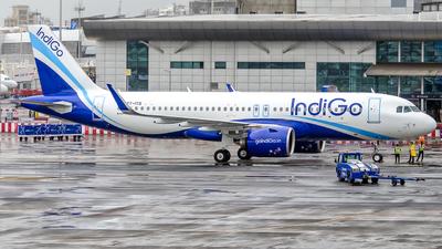 VT-ITQ - Airbus A320-271N - IndiGo Airlines