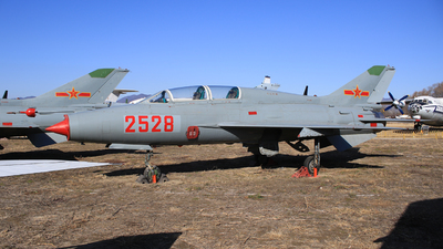 2528 - Shenyang JJ-7 - China - Air Force