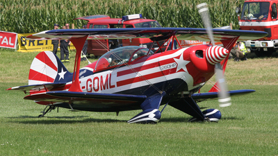 F-GOML - Pitts S-2B Special - Private
