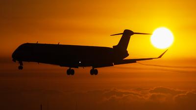 EC-JTT - Bombardier CRJ-900ER - Iberia Regional (Air Nostrum)