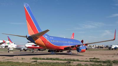 A picture of N7714B - Boeing 73776N - [32679] - © Maxim Loshak