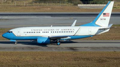 05-0730 - Boeing C-40C - United States - US Air Force (USAF)