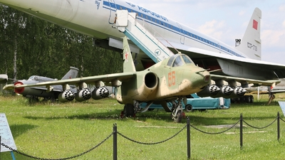 66 - Sukhoi Su-25 Frogfoot - Russia - Air Force