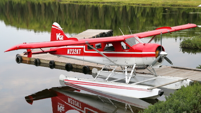 N232KT - De Havilland Canada DHC-2 Mk.I Beaver - K2 Aviation