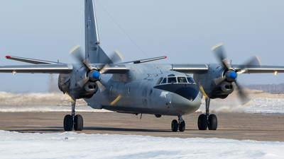 RF-36025 - Antonov An-26 - Russia - Air Force