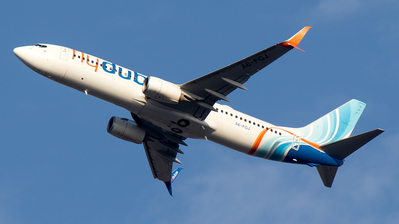 A picture of A6FGJ - Boeing 7378KN - FlyDubai - © Abdullah A. Mughal