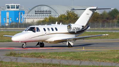 A picture of LZDIN - Cessna 525 CitationJet CJ1 -  - © Marin Ghe.