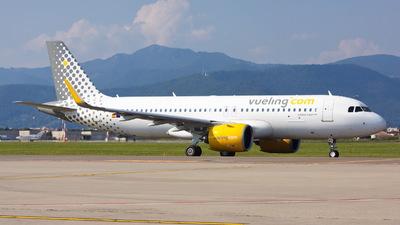 EC-NFI - Airbus A320-271N - Vueling Airlines