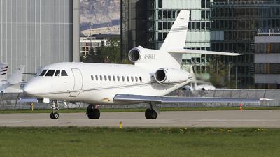 G-SABI - Dassault Falcon 900EX - TAG Aviation
