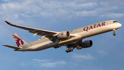 A7-ANG - Airbus A350-1041 - Qatar Airways