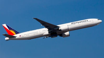 RP-C7782 - Boeing 777-3F6ER - Philippine Airlines