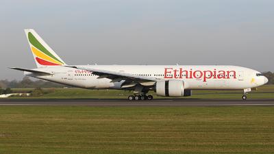 ET-ANO - Boeing 777-260LR - Ethiopian Airlines