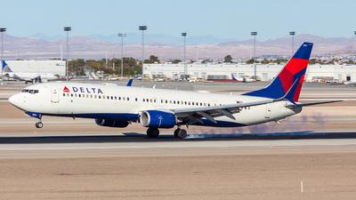 N801DZ - Boeing 737-932ER - Delta Air Lines