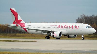 A6-AOC - Airbus A320-214 - Air Arabia