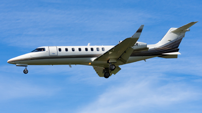N145LR - Bombardier Learjet 45 - Private