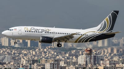 EP-FPC - Boeing 737-36N - Fly Persia