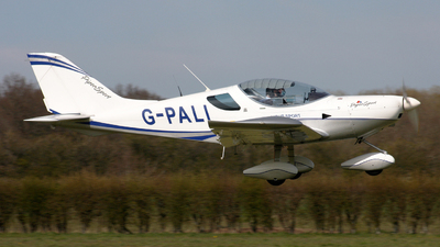 G-PALI - Czech Aircraft Works Pipersport - Private