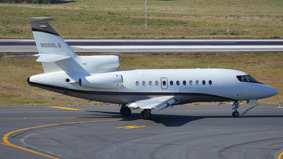 N888LG - Dassault Falcon 900C - GVG Airlines