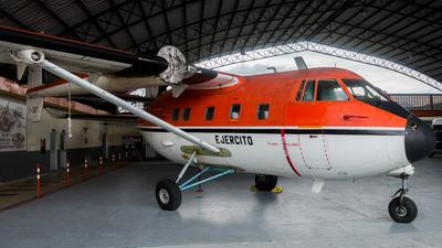 E-207 - IAI Arava 201 - Ecuador - Army